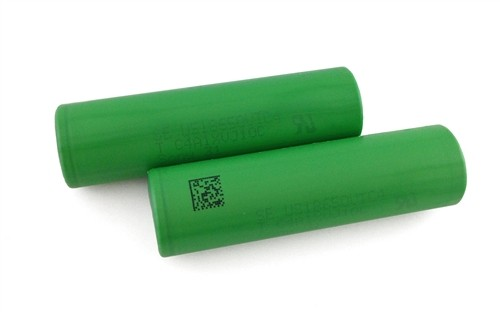 Sony 30A VTC4 18650 Battery 2100 mAh - 2 Pack