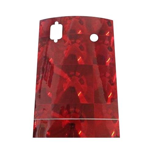 Red Hologram Wrap