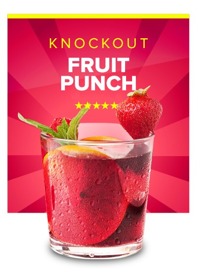 Beast Brew Knockout Fruit Punch