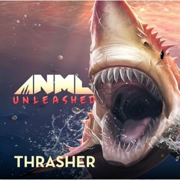 ANML Unleashed E-Liquids - Thrasher