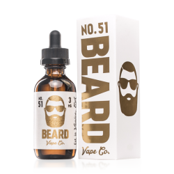 Beard Vape Co. Number #51 E-liquid (60ML)
