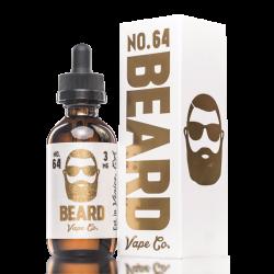 Beard Vape Co. Number #64 E-liquid (60ML)