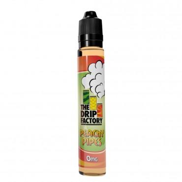 Drip Factory 30ml E-Liquid - Peachy Pipes