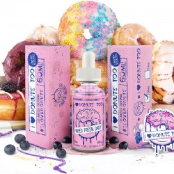 I Love Donuts Too by Mad Hatter E-Liquid (60ML)