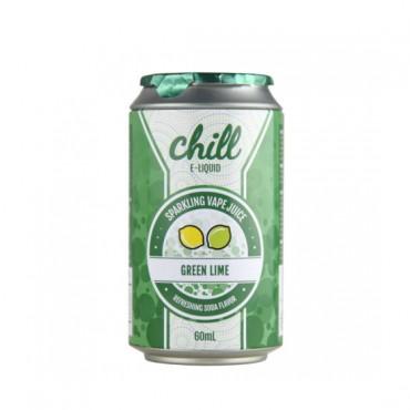 Naked100 Chill E-Liquid - Green Lime 60ml