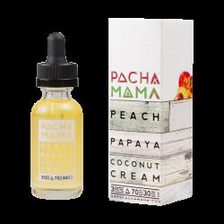 Pachamama Peach Papaya Coconut E-liquid (60ML)