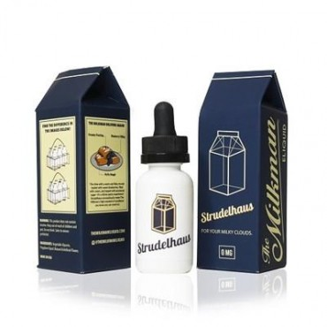 The Milkman E-Liquid - Strudelhaus