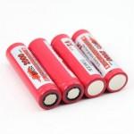 Efest IMR 3.7V 18650 Flat Top Battery 2000 mAh - 2 Pack