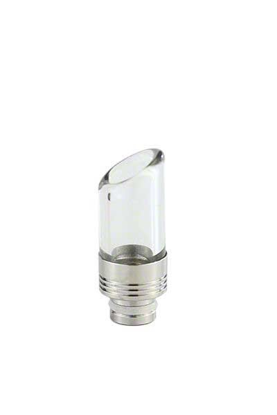 Glass M-Cutting Drip Tip