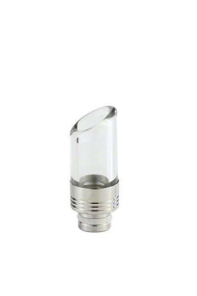 Glass M-Cutting Drip Tip