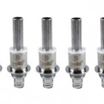 Kanger Premium (sub ohm) Bottom Dual Coil Replacement Heads - 5 Pack - ProTank 3