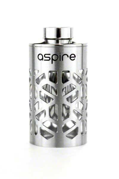 Aspire Nautilus Mini Replacement Tank with Hollowed Out Sleeve - Stainless