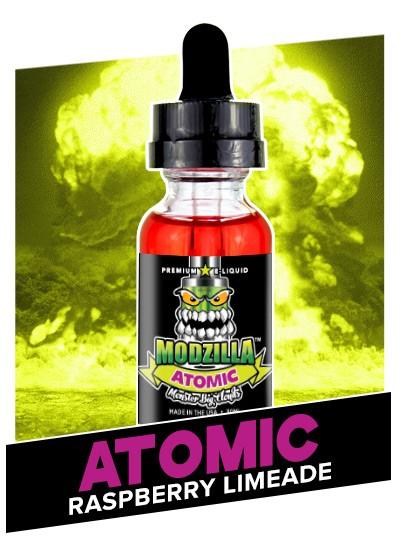 Modzilla Atomic Raspberry Limeade