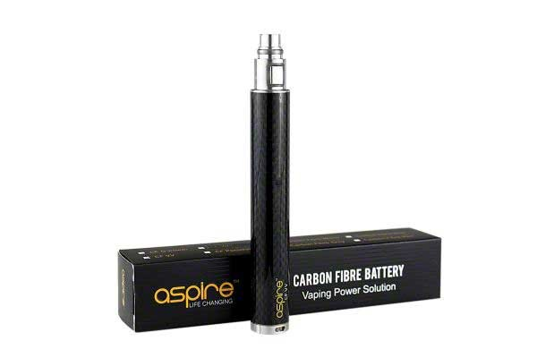 Aspire Variable Voltage Battery 1600 mAh