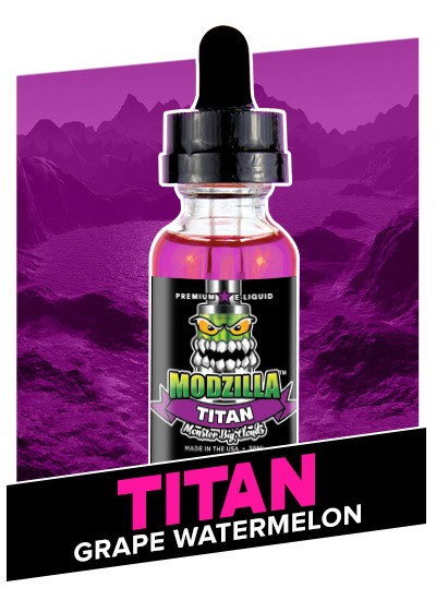 Modzilla Titan Grape Watermelon
