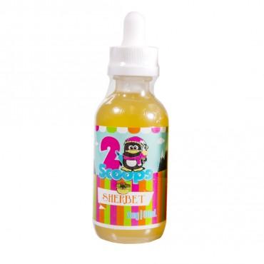 2Scoops E-Liquid - Sherbet 60ml
