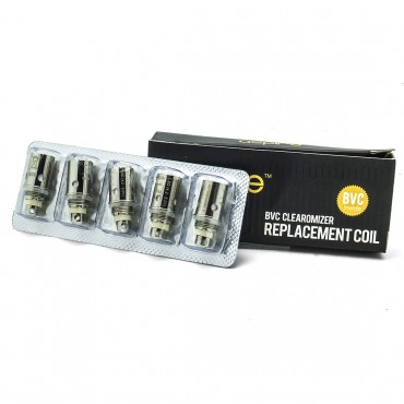 Aspire Bottom Vertical Coil - 1.6 Ohm - 5 Pack