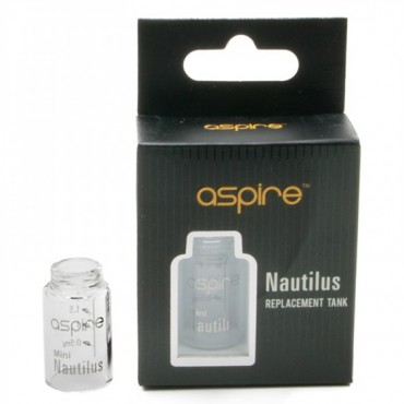 Aspire Nautilus Mini - Glass Replacement Tank