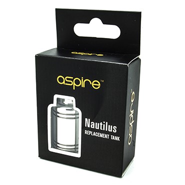 Aspire Nautilus Replacement Stainless Tank