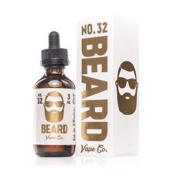 Beard Vape Co. Number #32 E-liquid (60ML)