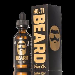 Beard Vape Co. Number #71 E-liquid (60ML)