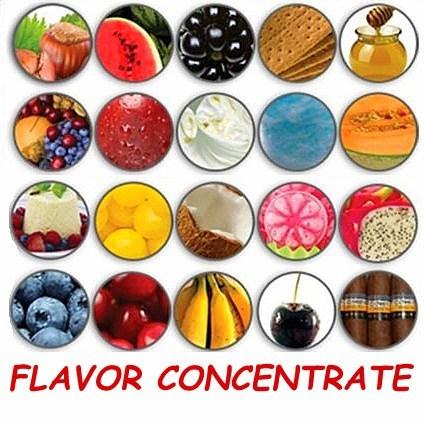 DIY E Juice Flavor Concentrate