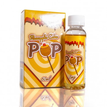 Drip Co 60ml E-Liquid - Pineapple Cake Pop