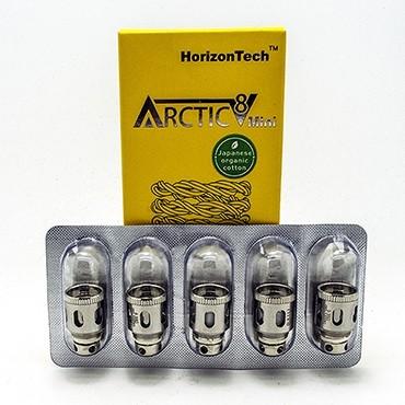 Horizon Arctic V8 Mini Hive Coil 5 Pack - 0.35 ohm