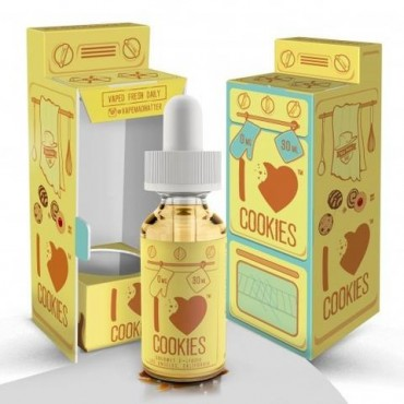 Mad Hatter E-Liquid - I Love Cookies