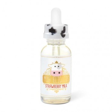 Moo Eliquids - Strawberry Milk