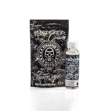 Murdered Out By Comp lyfe 60ml E-Liquid - Strapped