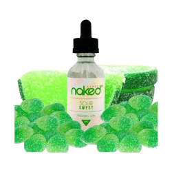 Naked 100 Sour Sweet E-liquid 60mL