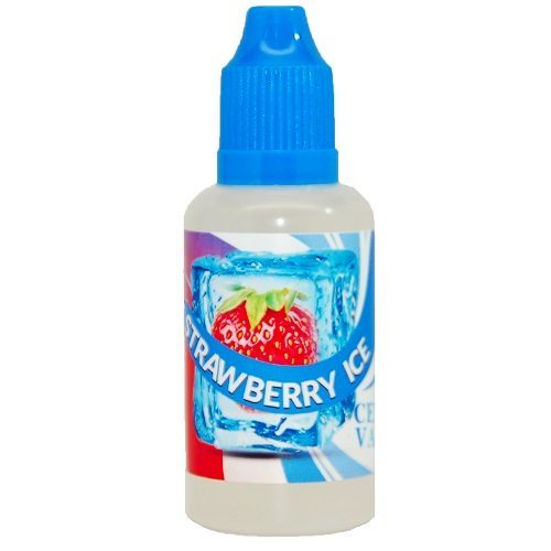 Strawberry Ice E Juice