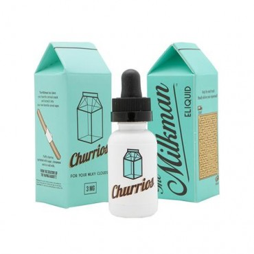The Milkman E-Liquid - Churrios