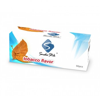 Tobacco Flavored Cartomizer Non Nicotine (50 Pack)