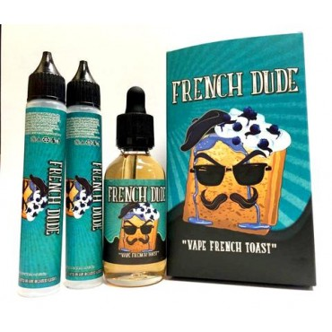 Vape Breakfast Classics E-Liquid - French Dude