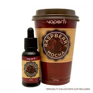 VaporFi Raspberry Mocha Vape Juice