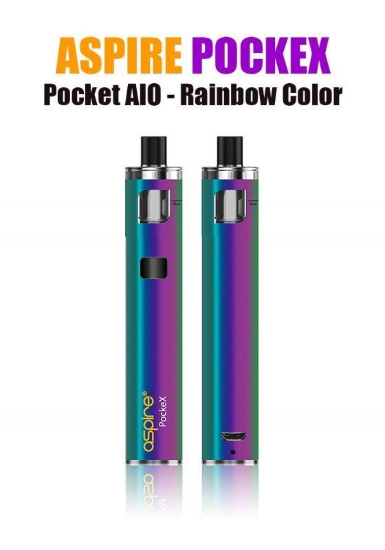 Aspire PockeX Pocket AIO - Rainbow