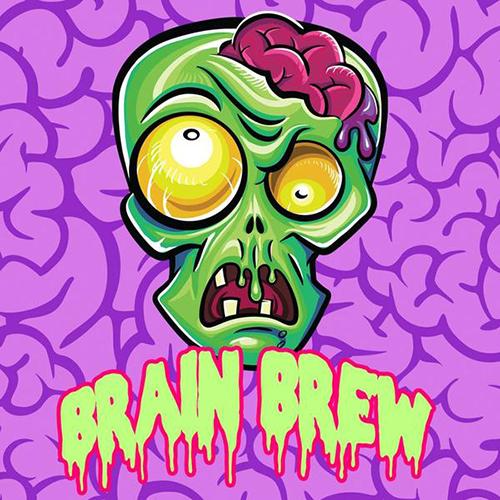 Brain Brew E-Liquid - Scabby Abby - 30ml / 0mg