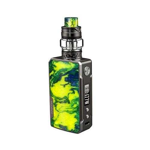 Voopoo DRAG 2 177W TC Full Kit - Platinum Edition - Island