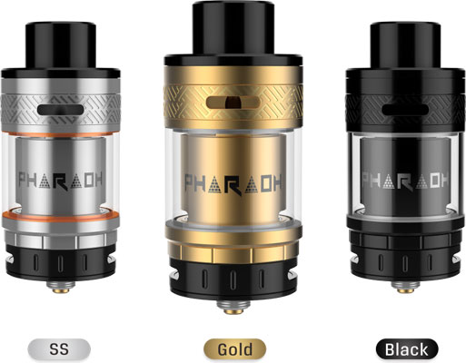 Digiflavor Pharaoh RTA Tank Atomizer - 4.6ml