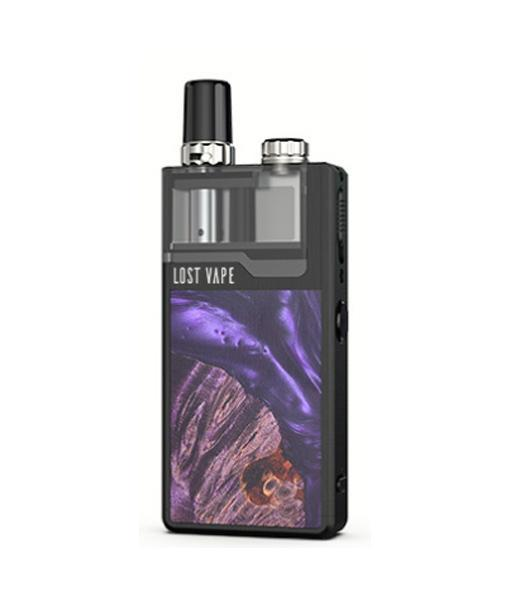 Lost Vape Orion Plus Kit - Black Stabwood