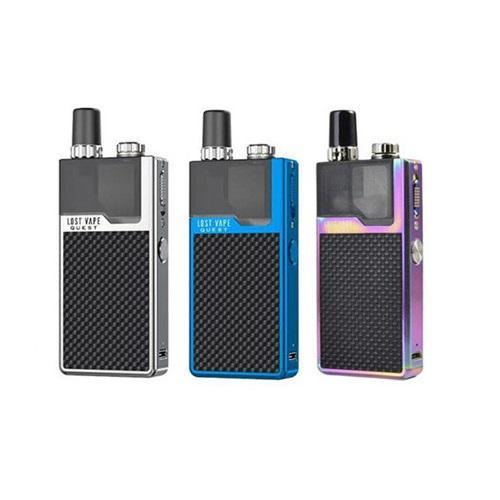 Lost Vape Orion Q Kit - Rainbow