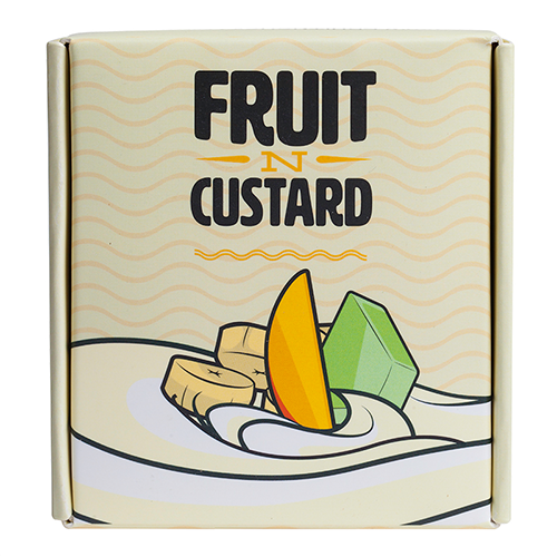 Fruit N Custard eJuice - Mango - 30ml / 3mg