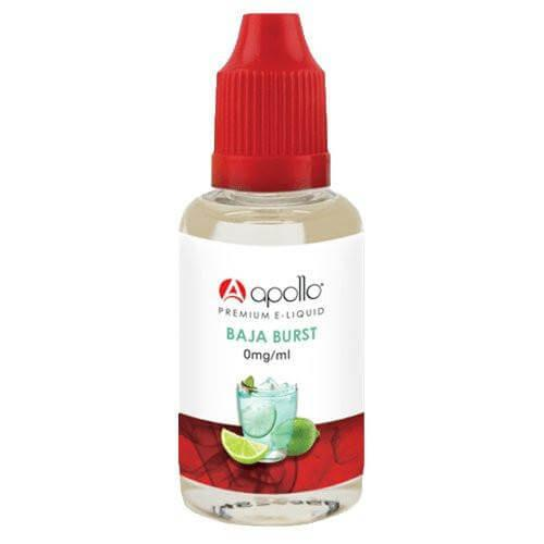 Apollo E-Liquid - Baja Burst - 30ml - 30ml / 6mg