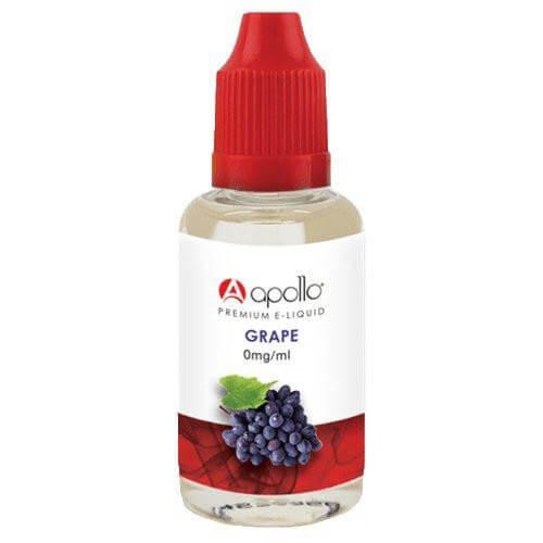 Apollo E-Liquid - Grape - 30ml - 30ml / 12mg