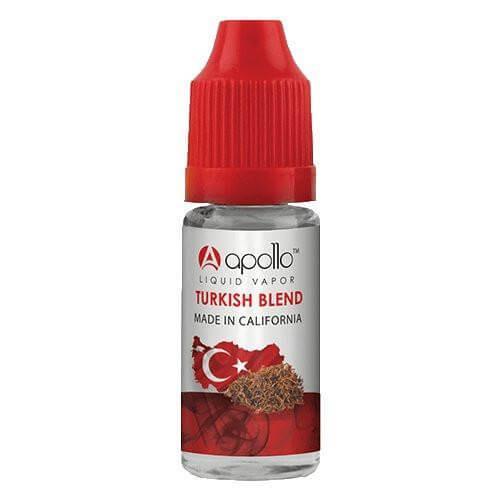 Apollo E-Liquid - Turkish Blend - 10ml - 10ml / 24mg