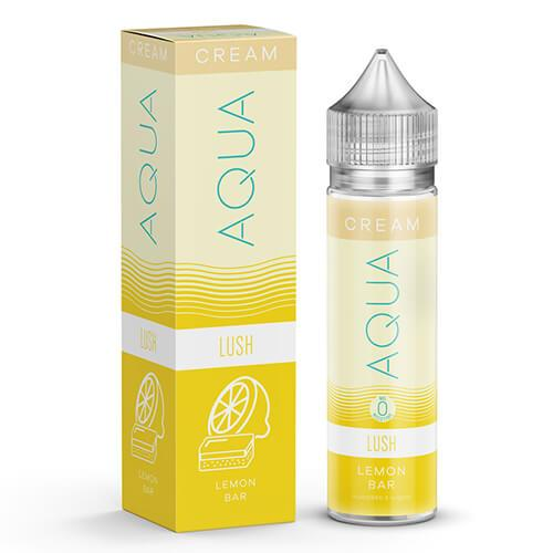 Aqua Cream eJuice - Lush - 60ml / 0mg
