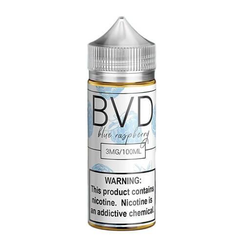 BVD eJuice - Blue Raspberry - 100ml / 0mg