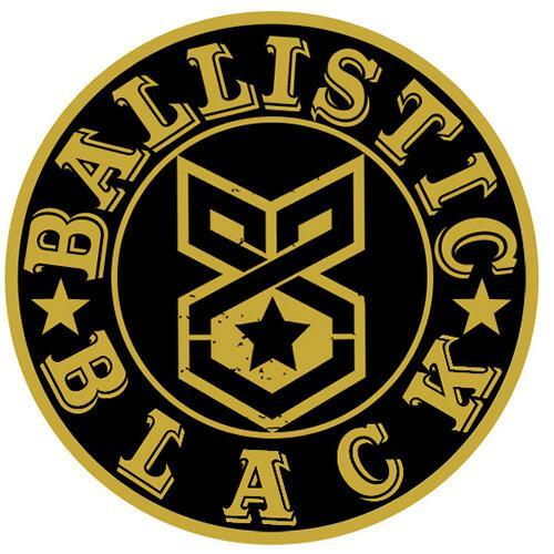 Ballistic Black by Ballistic Vape - Daily Drip - 60ml / 3mg
